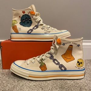 Converse Tyler the Creator 'Artist Series'